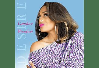 Candace Woodson - Desire  - (CD)
