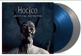 Hocico - Artificial Extinction (Ltd.Deluxe Colored 2LP+MP3)  - (LP + Download)