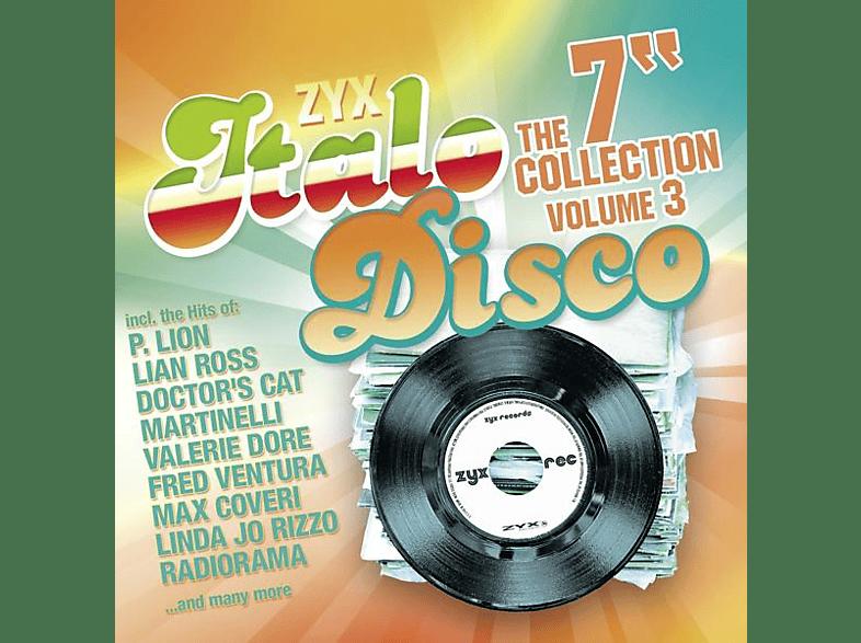 VARIOUS - ZYX ITALO DISCO THE 7 COLLECTION 3 [CD]