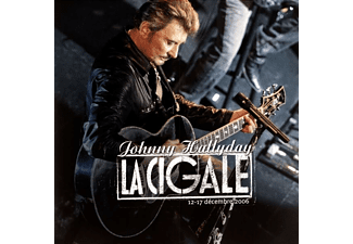 Johnny Hallyday - LA CIGALE (EDITION LIMITEE)  - (Vinyl)