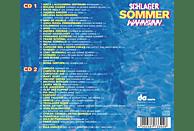 VARIOUS - Schlager Sommer Wahnsinn [CD]
