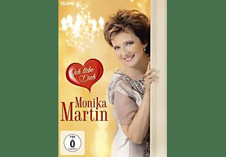 Monika Martin - Ich liebe Dich  - (CD + DVD Video)