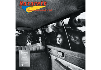 Nazareth - Close Enough For Rock'N Roll (Blue Vinyl)  - (Vinyl)