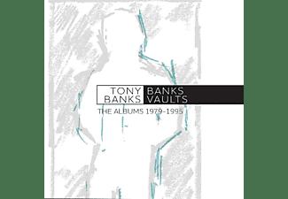 Tony Banks - Bank Vaults  - (CD)