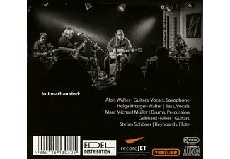 Jonathan Electric Blues Band - JO JONATHAN V  - (CD)