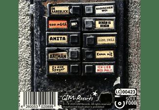 Fine R.I.P. - DEHÄM IS DEHÄM  - (CD)