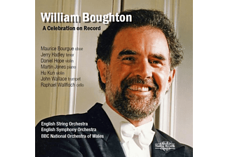 VARIOUS - William Boughton: A Celebration on Record  - (CD)