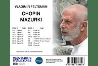 Vladimir Feltsmann - CHOPIN MAZURKEN [CD]
