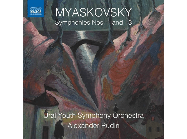 Rudin/Ural Youth Symphony Orchestra - Sinfonien 1 and 13 [CD]