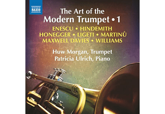Morgan,Huw/Ulrich,Patricia - The Art of the Modern Trumpet,Vol.1  - (CD)