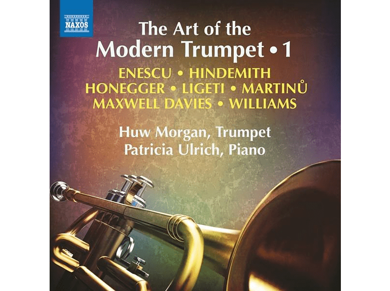 Morgan,Huw/Ulrich,Patricia - The Art of the Modern Trumpet,Vol.1 [CD]