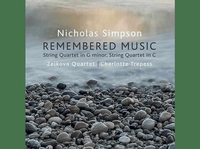 Zelkova Quartet, Charlotte Trepess - Remembered Music [CD]