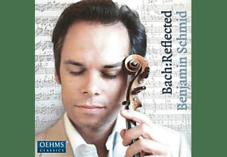 Schmid,Benjamin/Breinschmid,Georg/+ - Bach: Reflected  - (CD)