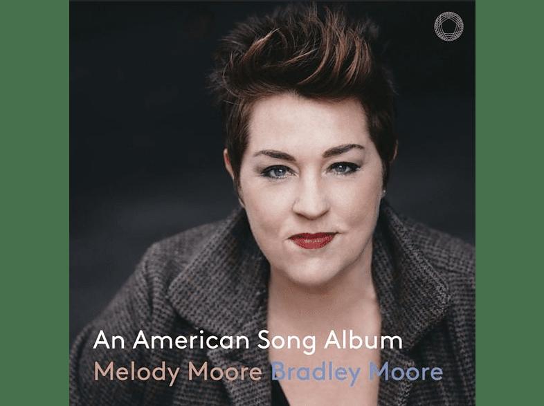 Melody Moore, Bradley Moore - An American Song Album [SACD Hybrid]