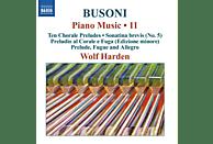 Wolf Harden - Klaviermusik,Vol.11 [CD]