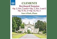 Sun-a Park - Keyboard Sonatas [CD]
