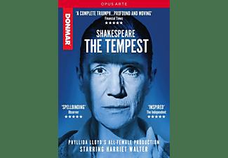 Shakespeare: The Tempest DVD