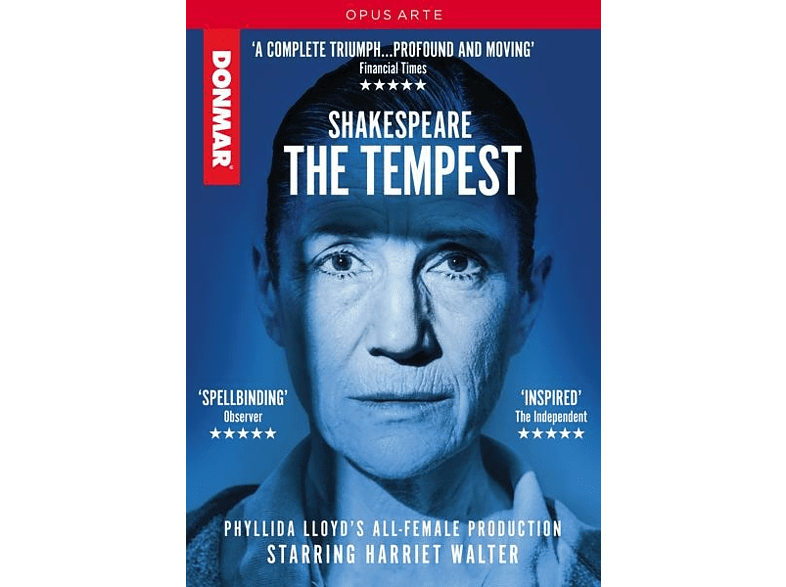 Shakespeare: The Tempest [DVD]