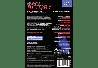 Olga Busuioc, Joshua Guerrero, Michael Sumuel, Elizabeth Deshong, The Glyndebourne Chorus, London Philharmonic Orchestra - Madama Butterfly (Glyndebourne)  - (DVD)