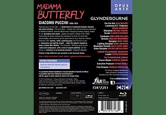 VARIOUS - Madama Butterfly (Glyndebourne) [Blu-ray]  - (Blu-ray)