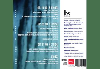 Jesus Rodolfo - Sämtliche Violasonaten  - (CD)