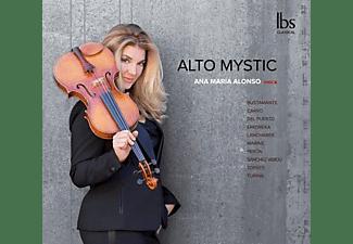 Ana María Alonso - Alto Mystic  - (CD)