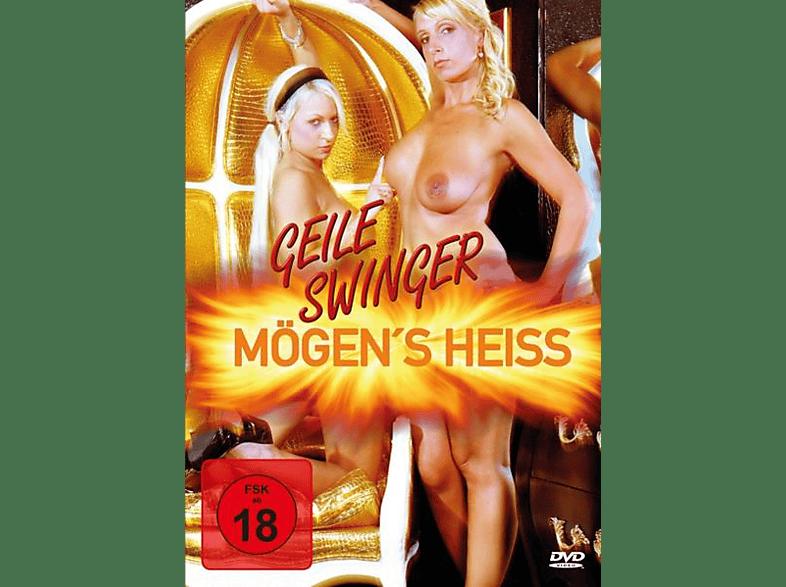 Geile Swinger mögen's heiss [DVD]