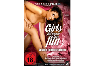 Girls just wanna have Fun-Lesben liebens tabulos DVD