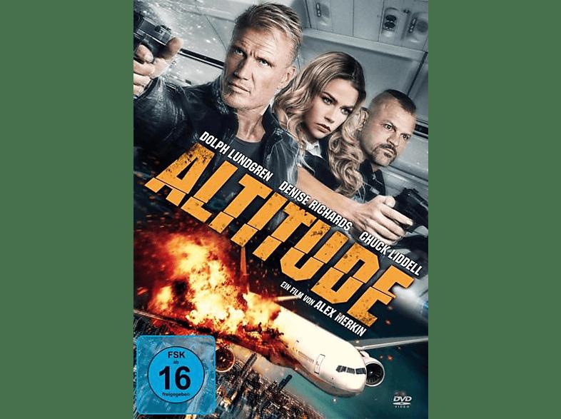 Altitude-Die Hard In The Sky [DVD]