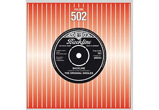 VARIOUS - Backline Vol.502  - (CD)