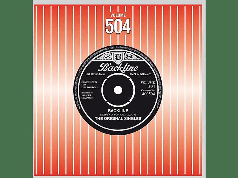 VARIOUS - Backline Vol.504 [CD]