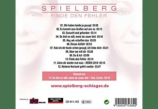Spielberg - Finde Den Fehler  - (CD)