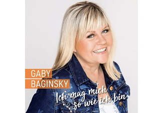 Gaby Baginsky - Ich Mag Mich So Wie Ich Bin  - (CD)