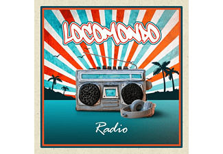 Locomondo - Radio  - (CD)