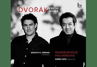 Adolfo  Arenas, Juan Carlos Garvayo, Magdeburg Philharmonic - Dvorák: Werke für Cello  - (CD)
