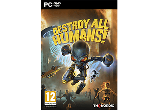 PC - Destroy All Humans! /D