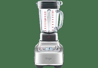 SAGE Standmixer - the Super Q Edelstahl Hochleistungsmixer Silber (2400 Watt, 2 Liter)