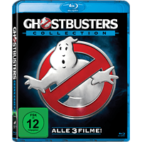 Ghostbusters 1-3 Blu-ray