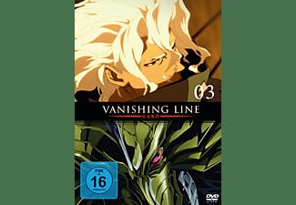 003 - GARO - VANISHING LINE DVD
