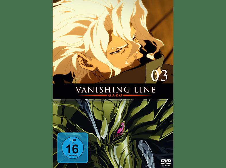 003 - GARO - VANISHING LINE [DVD]