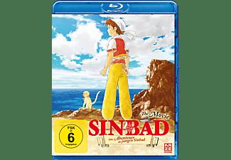 Die Abenteuer des jungen Sinbad – Die Trilogie Blu-ray