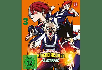 My Hero Academia - 2. Staffel - Box 3 DVD