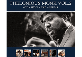 Thelonious Monk - SIX CLASSIC ALBUMS VOL.2  - (CD)