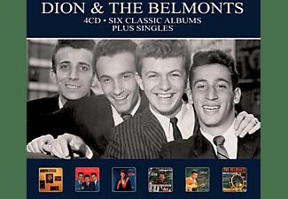 Dion & The Belmonts - SIX CLASSIC ALBUMS PLUS SINGLES  - (CD)