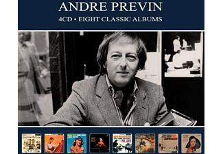 André Previn - EIGHT CLASSIC (DIGI)  - (CD)
