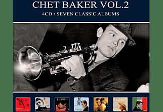 Chet Baker - SEVEN CLASSIC ALBUMS VOL.2  - (CD)