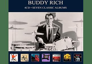 Buddy Rich - SEVEN CLASSIC ALBUMS  - (CD)