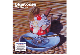 The Bluetones - The Singles (blaues Vinyl)  - (Vinyl)