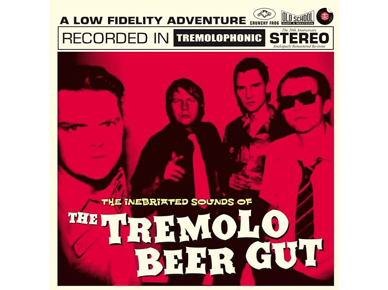 The Tremolo Beer Gut - The inebriated Sounds of...(Black Vinyl/180gr) [Vinyl]