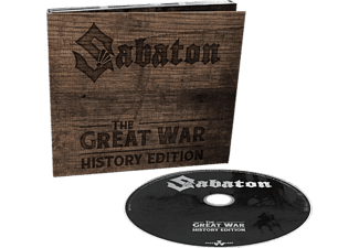 Sabaton - The Great War (History Edition)  - (CD)